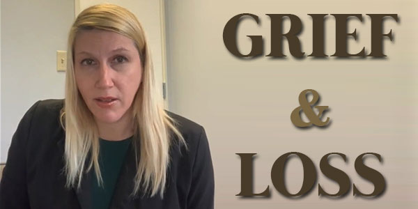 SC AL video post - Grief and Loss: Different Stages and How to Deal With It
